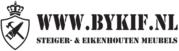 ByKif Steigerhouten, Eikenhouten en Industriële meubels