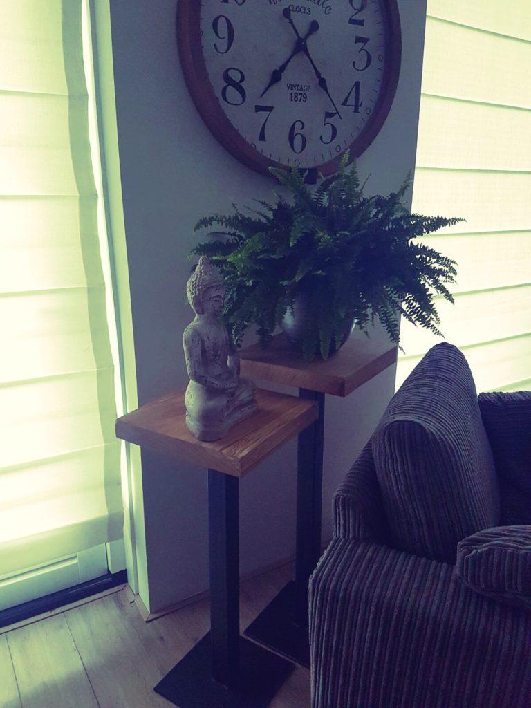 Robuuste plantenstandaard